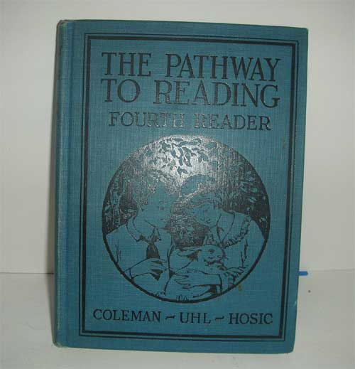 Pathway to Reading Fourth Reader by Coleman