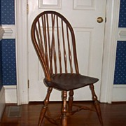 Dining Chairs Windsor Pair