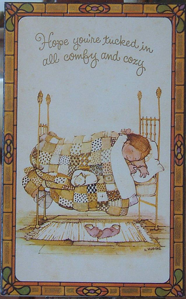 Holly Hobbie Greeting Cards From Carolines Collectibles On