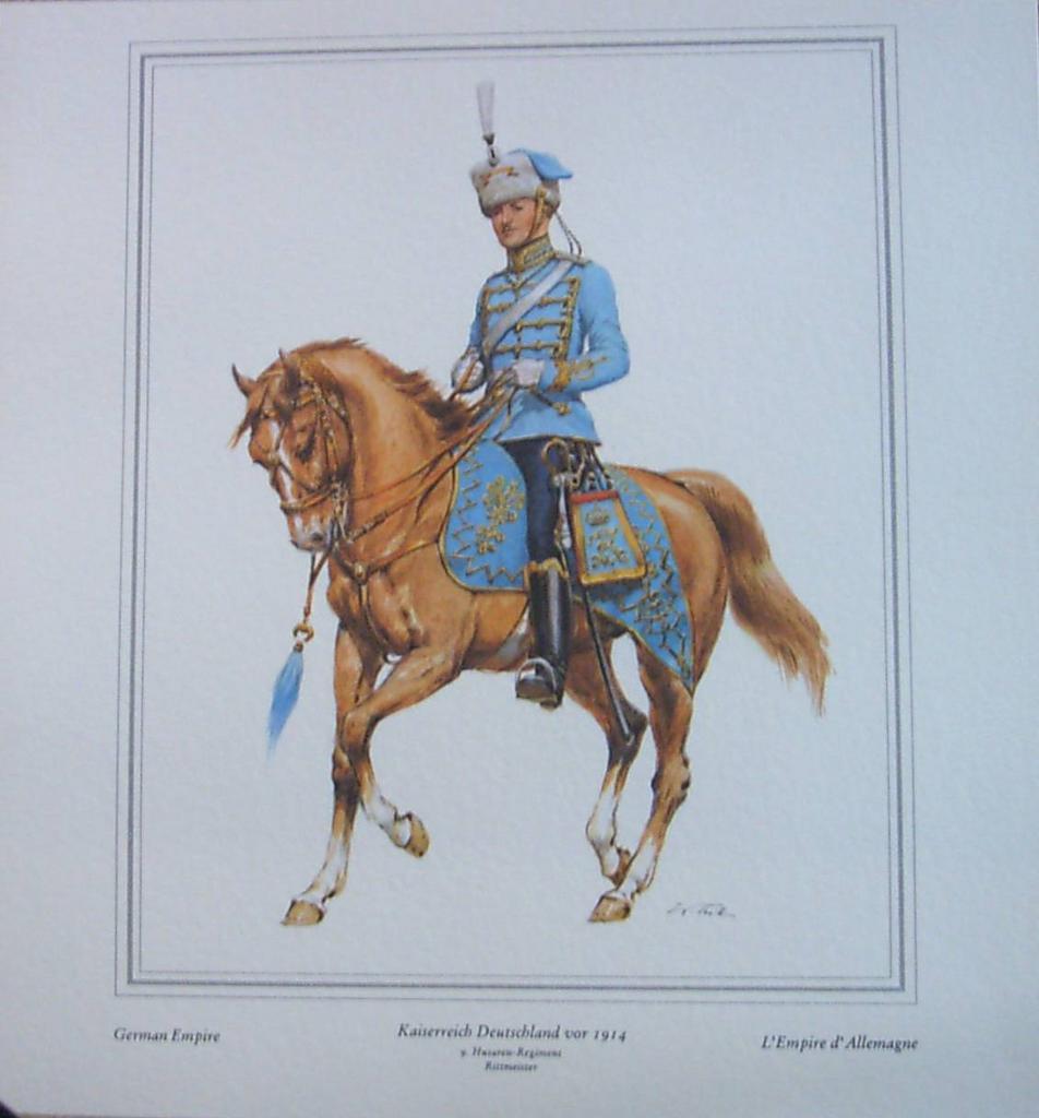 German Empire German Empire Soldier Officer