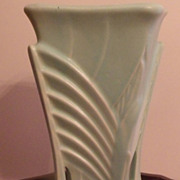 McCoy Pottery Vase