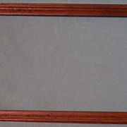 Frame Cherry Wood