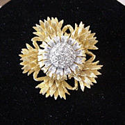 Wonderful Hattie Carnegie Pin/Brooch