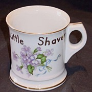 Little Shaver Shaving Cup Occupied Japan