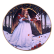 Doves of Peace Collector Plate from the Renaissance Angels Series by Lynn Bywaters