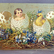 Bright and Happy Easter 1908