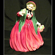 REDUCED Royal Doulton Lady Charmian Figurine / Charmain