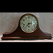 REDUCED Howard Miller Mason Tambour Mantel Clock, Westminster Chimes