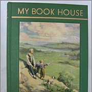 SOLD My Book House, Olive Miller, Vol 5, Over the Hills