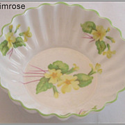 REDUCED Shelley Nut Dish in Rosebud, Primrose, Bridal Rose, Blue Rock, Violets or Shamrock