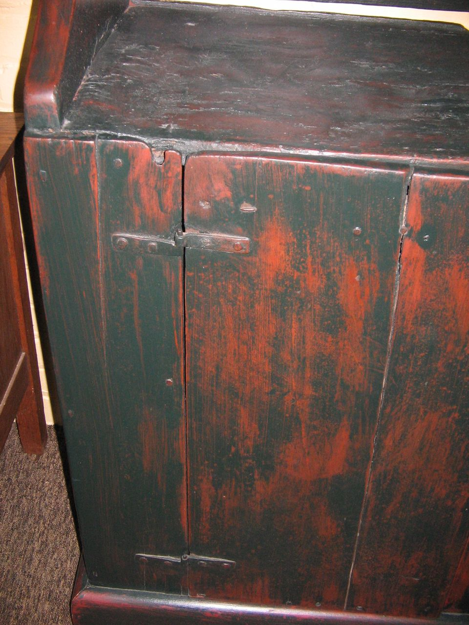 Antique Pewter Cupboard From Cathysclocks On Ruby Lane