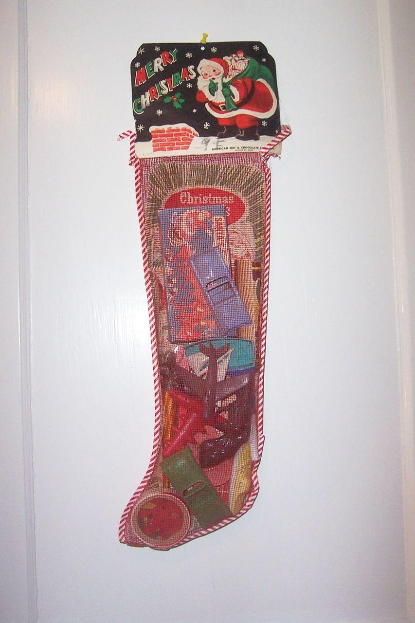 Old Fashion Candy Stocking Stuffers