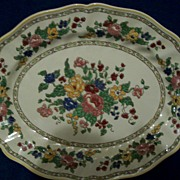 Royal Doulton Platter ** The Cavendish **