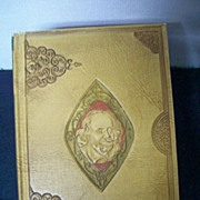 "Vintage Book ""Complete Works of Shakespeare"" / Leatherette"