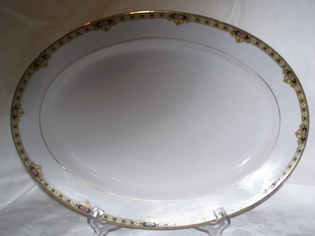 Noritake  Serving Platter  * The Ceylon *