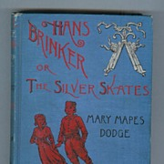 SALE Hans Brinker or the Silver Skates by Mary Mapes Dodge