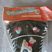 Vintage Premier Doll Purse