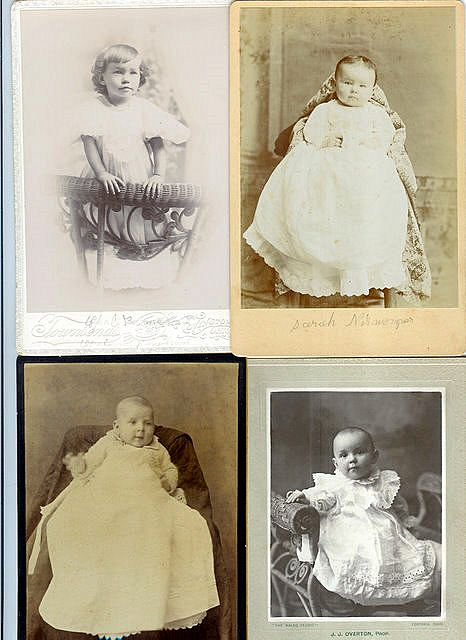 Vintage Baby Pictures