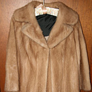 Full Length Ladies Mink Coat