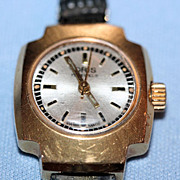 Vintage Oris Lady's 7 Jewel Watch