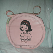 Vintage Betsy McCall Pretty Pak Doll Case from 1950's