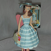 "SALE Enesco Barbie Figurine ""Suburban Shopper"""