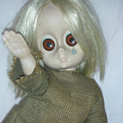 SOLD Rare Little Miss No Name By Mattel