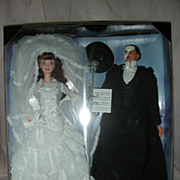 SOLD Rare FAO Swartz Exclusive Phantom of the Opera Barbie and Ken