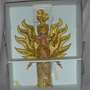 Bob Mackie Goddess of the Sun Barbie Doll NRFB