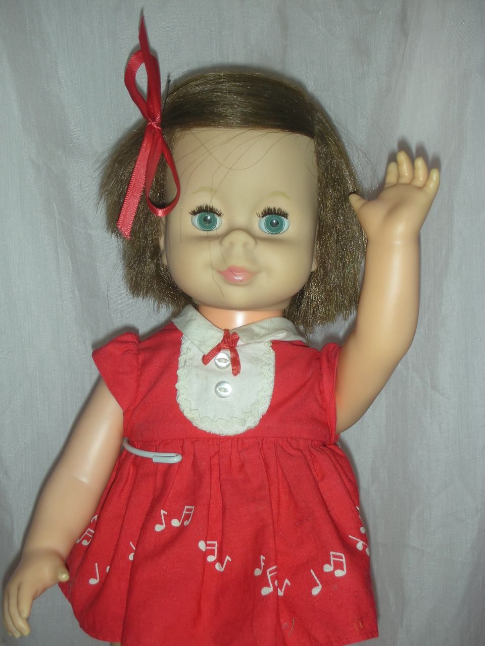 Rare Vintage 1960's Mattel Singing Chatty Cathy Doll all Original