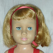 Vintage Early Chatty Cathy Doll with Rare Swimsuit