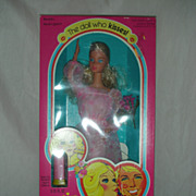 Vintage Superstar Kissing Barbie Doll NRFB