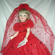 Rare Madame Alexander FAO Swartz Cissy by Scassi Doll