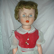 Vintage Horsman Princess Peggy Play Pal Doll 34 Inch Playpal Friend of Patti