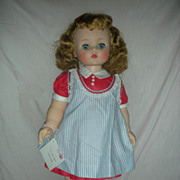 Vintage Madame Alexander Kelly Doll All Original