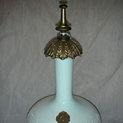SALE Vintage Vanity Large Perfume Bottle
