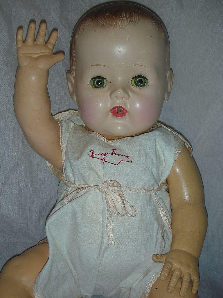 Vintage Tiny Tears Doll 52