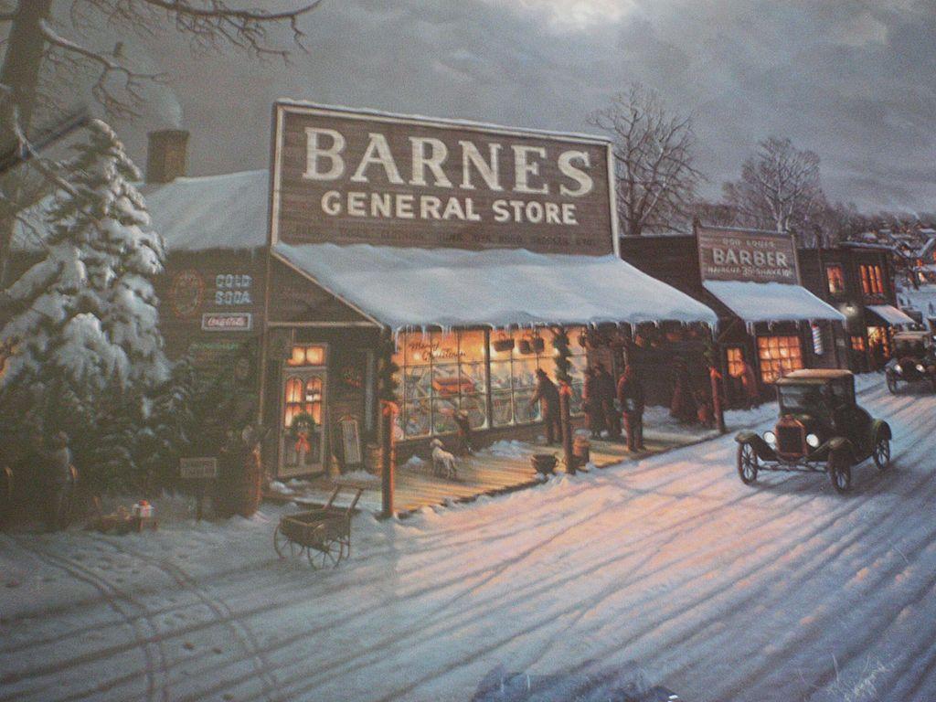 Jesse Barnes Missouri Legends