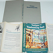 REDUCED Antique Woodworking Tools Michael Dunbar Book Guide to Use Restoration & Purchase