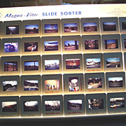 35mm Slide Collection 1985 Washington USC Football Game London Bridge Sea World
