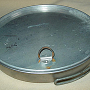Military Mountain Cook Frying Pan Vietnam War Mess Kit Set Part Skillet 1967 Leyse