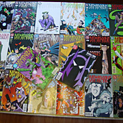 Batman & Robin Adventures 20 DC Comic Books #1 to 25 Direct Sales