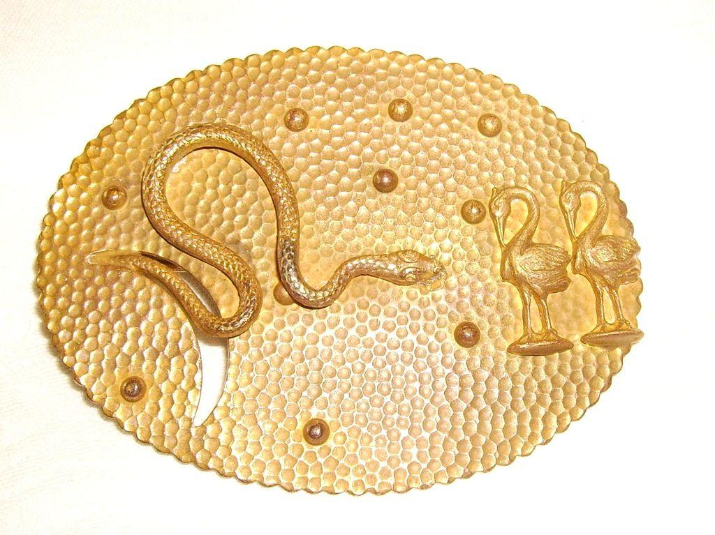 Symbolism in Art Nouveau Art Nouveau Symbolic Snake