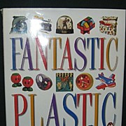"SALE Large Hardcover ""Fantastic Plastic"" Kitsch collector's Guide"