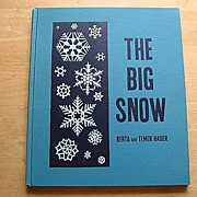 "SALE Rare 1948 ""The Big Snow"" Berta and Elmer Hader"