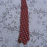 SALE New with Tags&quot; Richel Royal&quot; Silk Tie