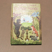 "SALE 1974 Thornton W. Burgess ""Bedtime Stories"""
