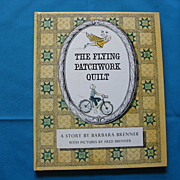 1965 First Edition &quot;The Flying Patchwork Quilt&quot; Children Book