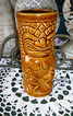 Honey Brown Maikai Ku Vintage Tiki Mug