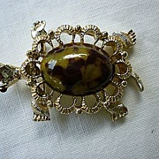 Gerry�s Turtle Terrapin Pin Brooch